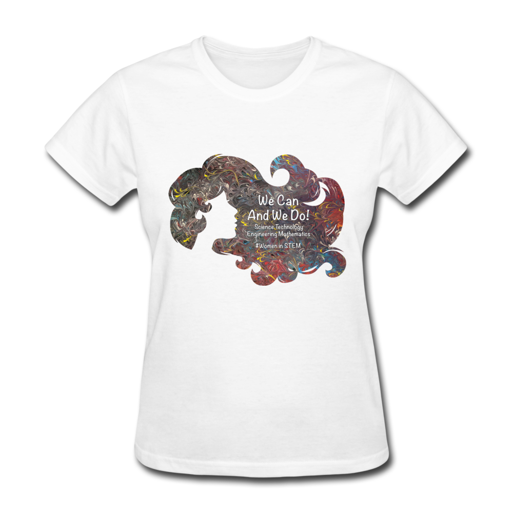 STEM - Women's Favorite Tee - white