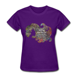 STEM - Women's Favorite Tee - purple
