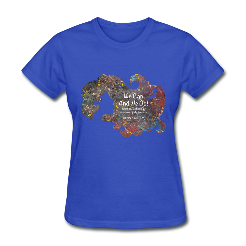 STEM - Women's Favorite Tee - royal blue