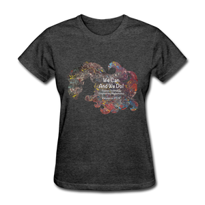 STEM - Women's Favorite Tee - heather black
