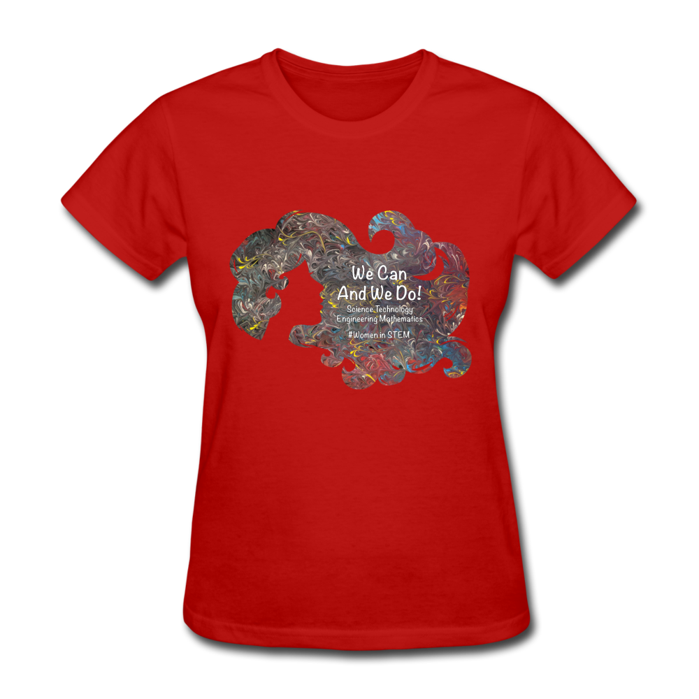 STEM - Women's Favorite Tee - red