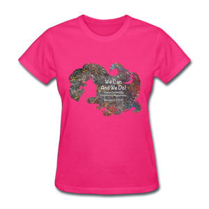 STEM - Women's Favorite Tee - fuchsia