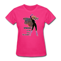 Strong - Women's Favorite Tee - fuchsia