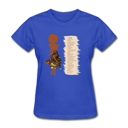 I Am - Women's Favorite Tee - royal blue
