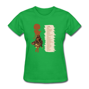 I Am - Women's Favorite Tee - bright green