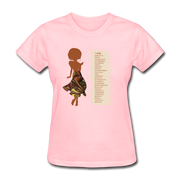 I Am - Women's Favorite Tee - pink