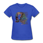 Stronger - Women's Favorite Tee - royal blue