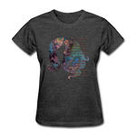 Stronger - Women's Favorite Tee - heather black