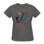Stronger - Women's Favorite Tee - charcoal