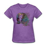 Stronger - Women's Favorite Tee - purple heather