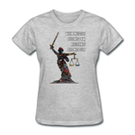 Duty - Women's Favorite Tee - heather gray