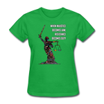 Duty - Women's Favorite Tee - bright green