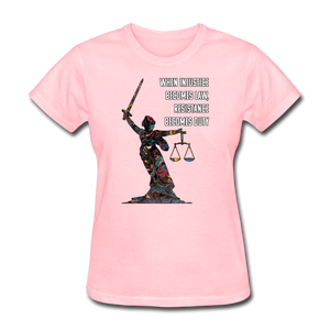 Duty - Women's Favorite Tee - pink