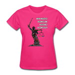 Duty - Women's Favorite Tee - fuchsia