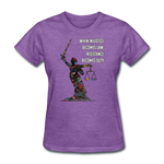 Duty - Women's Favorite Tee - purple heather