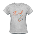 Built From Fire - Women's Favorite Tee - heather gray