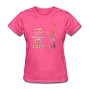 Built From Fire - Women's Favorite Tee - heather pink