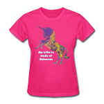 Tribe - Women's Favorite Tee - fuchsia