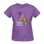 Tribe - Women's Favorite Tee - purple heather