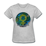 Mother Earth - Women's Favorite Tee - heather gray