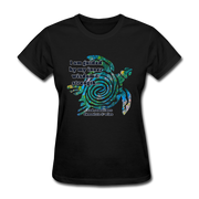 Wisdom & Strength - Women's Favorite Tee - black