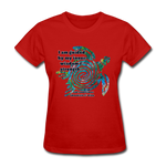 Wisdom & Strength - Women's Favorite Tee - red