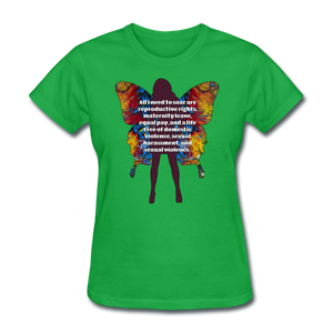 All I Need - Women's Favorite Tee - bright green