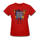 All I Need - Women's Favorite Tee - red