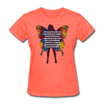 All I Need - Women's Favorite Tee - heather coral