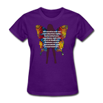 All I Need - Women's Favorite Tee (Charity Collection) - purple