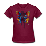 All I Need - Women's Favorite Tee (Charity Collection) - burgundy