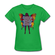 All I Need - Women's Favorite Tee (Charity Collection) - bright green