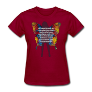 All I Need - Women's Favorite Tee (Charity Collection) - dark red