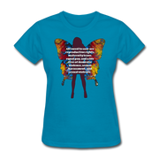 All I Need - Women's Favorite Tee (Charity Collection) - turquoise