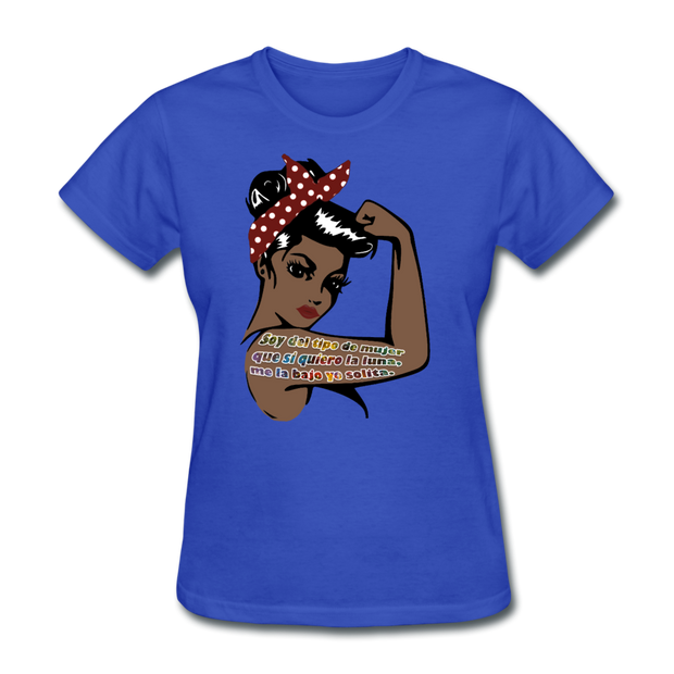 La Luna - Women's Favorite Tee - royal blue