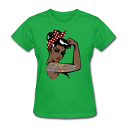 La Luna - Women's Favorite Tee - bright green