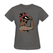 La Luna - Women's Favorite Tee - charcoal