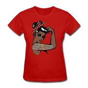 La Luna - Women's Favorite Tee - red