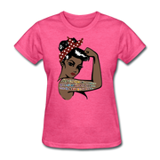 La Luna - Women's Favorite Tee - heather pink
