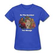 Catalyst - Women's Favorite Tee (Charity Collection) - royal blue