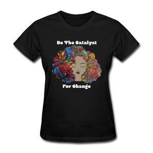 Catalyst - Women's Favorite Tee (Charity Collection) - black