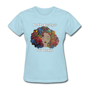 Catalyst - Women's Favorite Tee (Charity Collection) - powder blue
