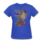 We Rise - Women's Favorite Tee - royal blue