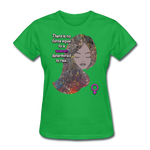 We Rise - Women's Favorite Tee - bright green