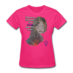 We Rise - Women's Favorite Tee - fuchsia