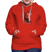 I Can - Women's Premium Hoodie - red