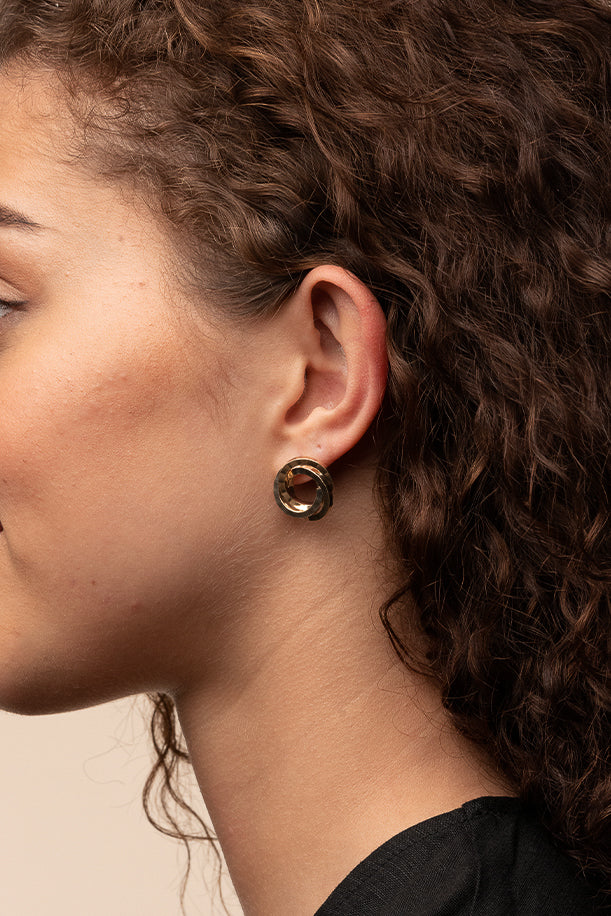 Trinity Statement Earrings
