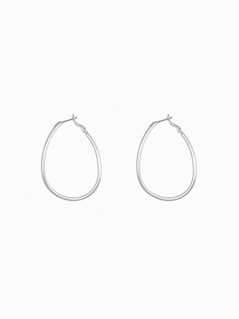 Anais Hoop Earrings