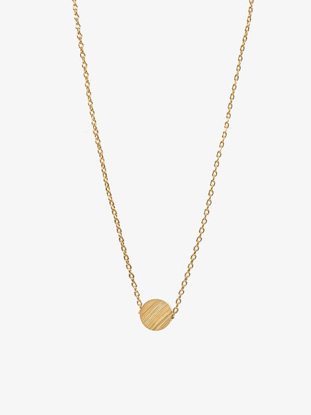 Mariko Circle Necklace