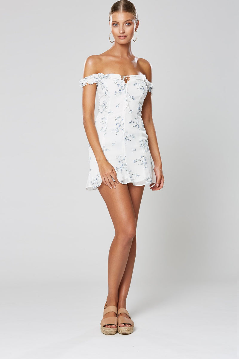 Winona Soul Mate Mini Dress - Dress Hire NZ